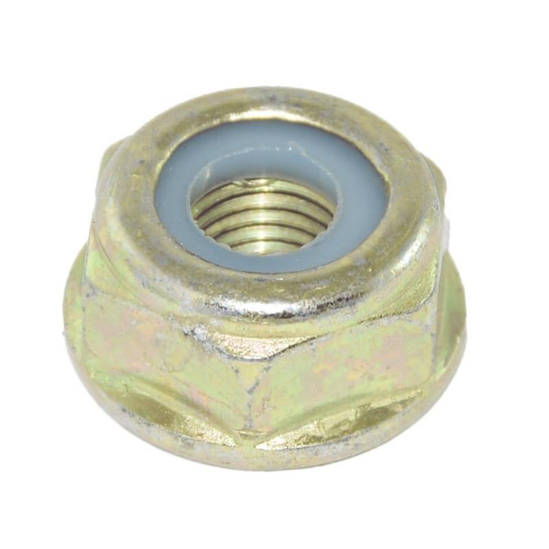 Гайка М10 левая резьба для бензинового триммера Витязь №10022