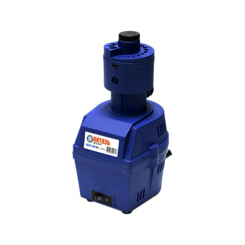 Машина заточная сверлильная Витязь МЗС-500, заточка от 3 до 10 мм