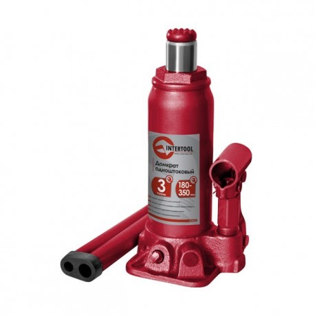 Домкрат INTERTOOL GT0022